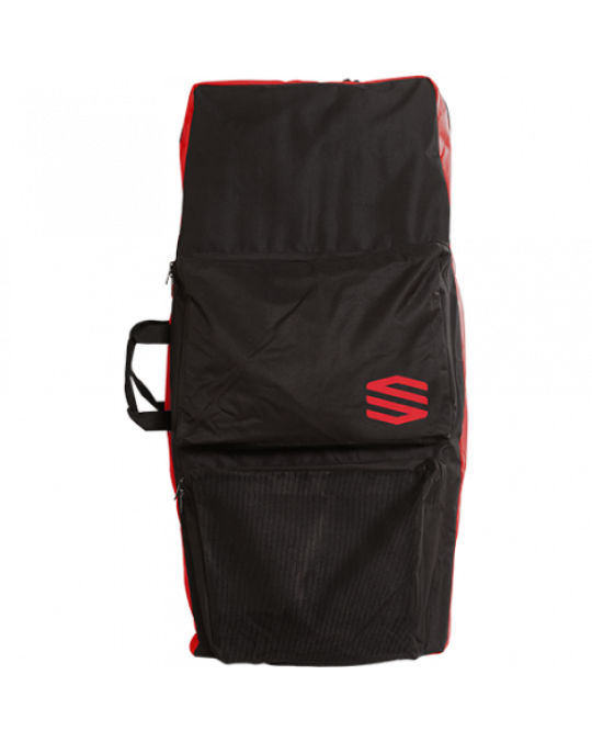 Housse Sniper Twin Deluxe Cover Black/Red