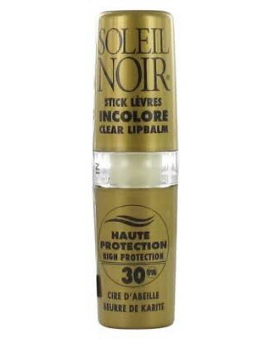 Stick lèvres incolore SPF 30 SOLEIL NOIR