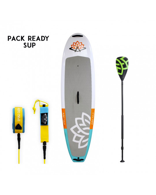 Pack Ready SUP Processoir + Leash + Pagaie ARI INUI