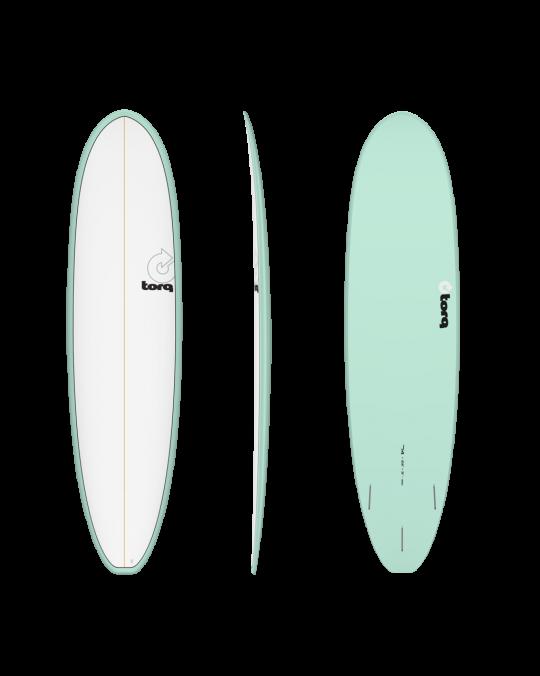 Planche de surf TORQ MOD FUN 7'4 V+ PINLINE