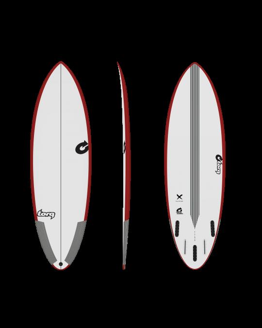 """Planche de surf Torq 5'8"""" Tec Multiplier - 28,8L"""