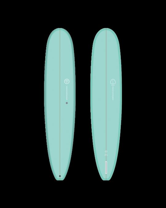 "Planche de surf VENON LANDMARK 9'2"" Pastel Seagreen"