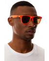 Lunettes Neff Unisex Daily Orange Soft