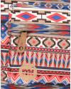 Mi-Pac - Sac à dos premium Aztec Tan/Red/Blue