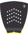 PADS DE SURF MADNESS ALLEY BLACK/YELLOW