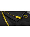Combinaison femme 3/2 MM Madness Polar Yulex Puure Black/Yellow